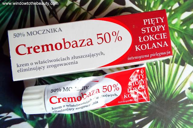 Cremobaza 50% 50% Urea
