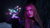 Cara Delevingne in Valerian and the City of a Thousand Planets (5)