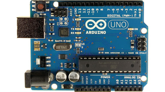 Library Communication Arduino