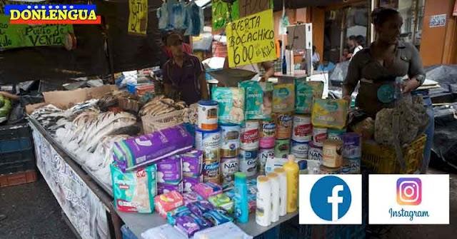 BUHONEROS VIRTUALES | Venezolanos transforman redes sociales en un Mercado de os Corotos