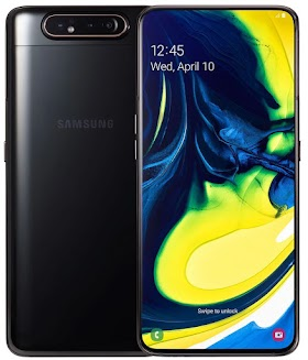 New Technology 2019 Launch Samsung Galaxy A80 this month in India