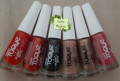 Swatches, Novo Toque, XY, DRK,