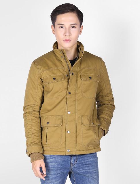 Cách chọn áo khoác nam cho người thấp
