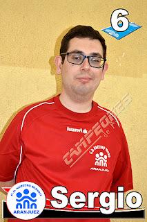 Fútbol-sala discapacidad Aranjuez FEMADDI