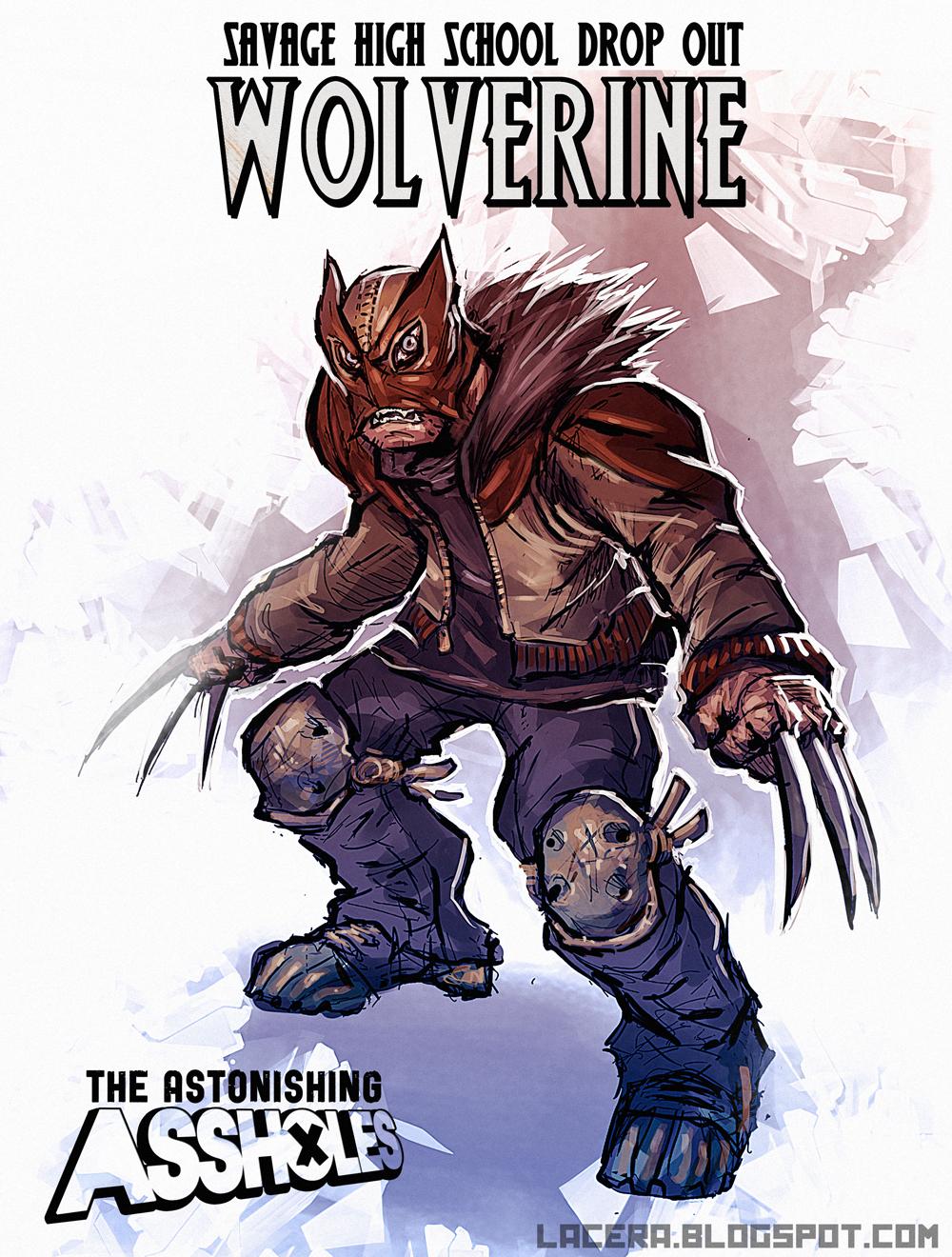 Wolverine Sex Stories 43