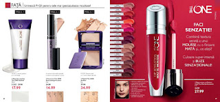 CATALOGUL ORIFLAME nr.1 21 ianuarie 2019 ruj mousse farduri the one