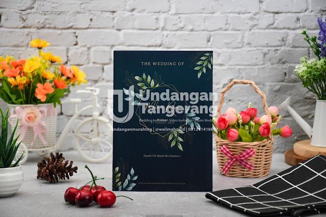Undangan Pernikahan Tangerang A12 - Walimahanid | 0812-1141-8687