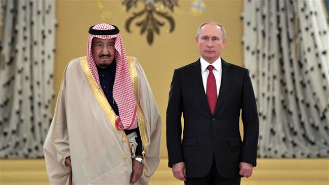Kremlin says Russia-Saudi military cooperation not directed at 3rd party