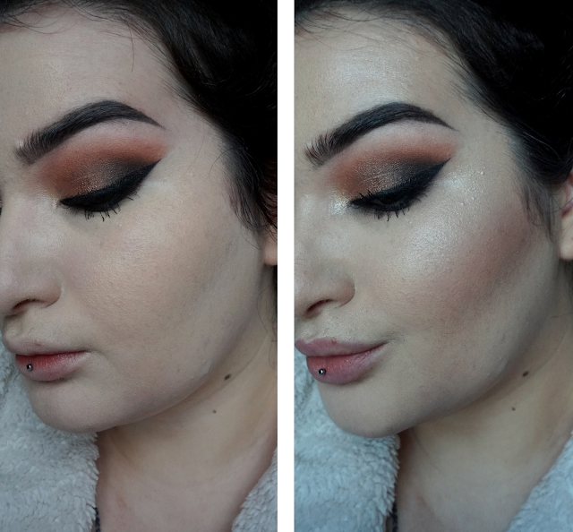 Review Photo Focus Foundation Wet n Wild
