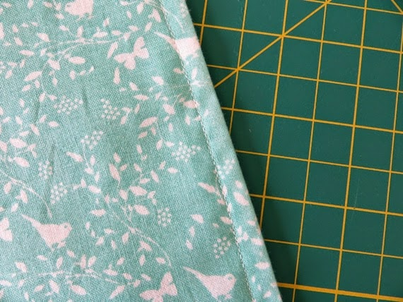 Easy apron with fat quarters #creativegreenliving