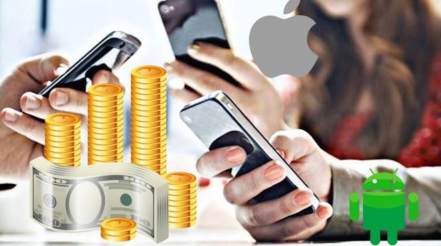 Las mejores apps para ganar dinero por internet desde tu celular 2021💲💵