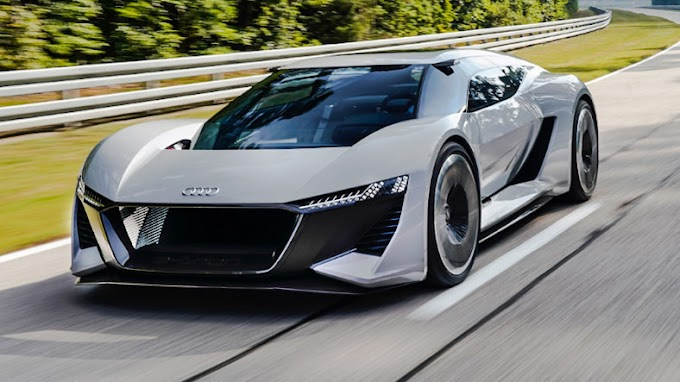 Shocking for fans of Audi sports cars