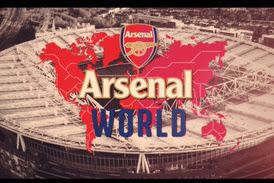 Arsenal TV - Feed Code