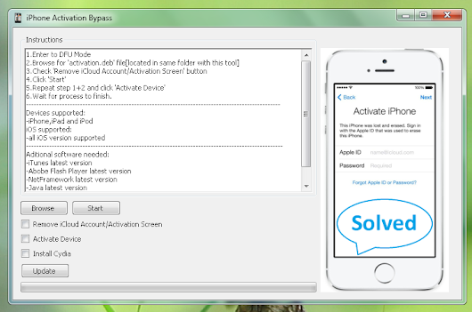 bypass icloud activation iphone 4s