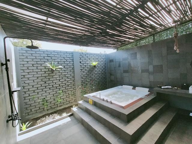 Jacuzzy Natra Bintan