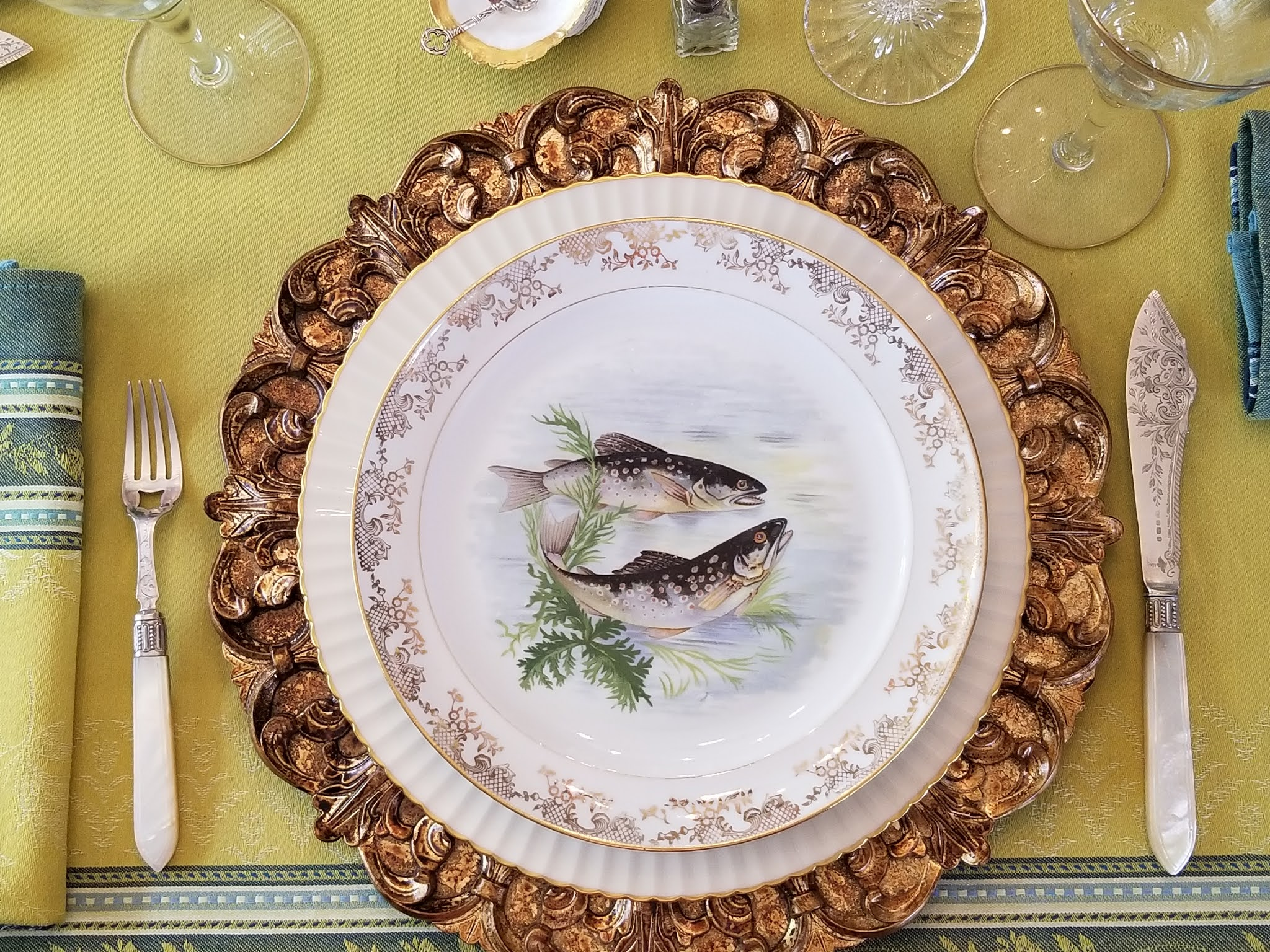 Creative Journeys Pretty Little French Fishes