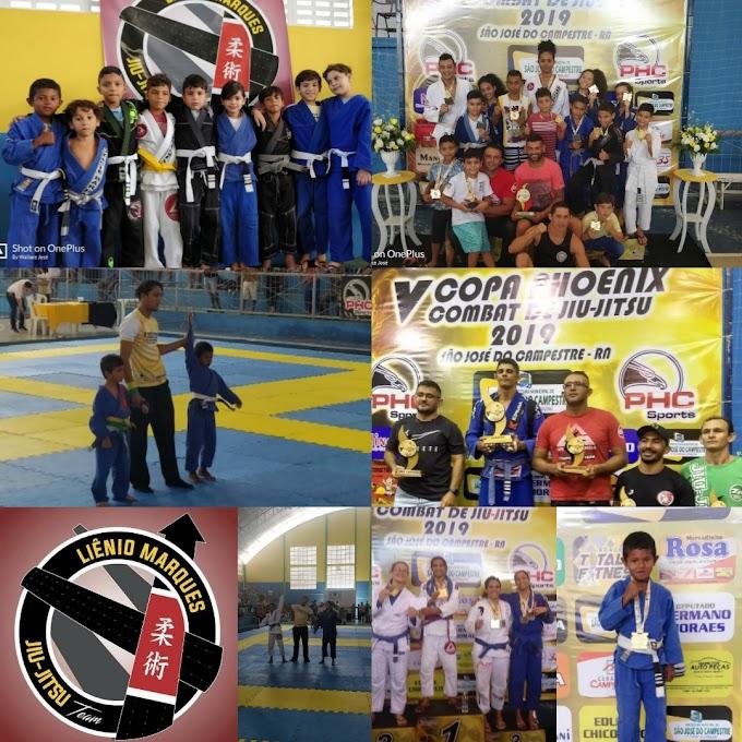 Academia de Jiu-Jitsu de São Paulo do Potengi é destaque em competição em São José do Campestre