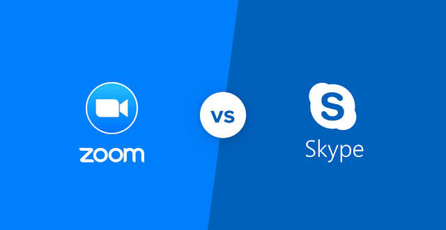 Zoom vs Skype comparison