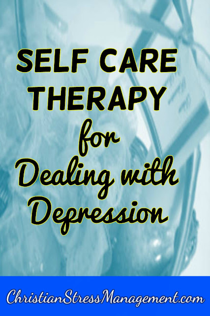 Self Care Therapy for Dealing with Depression