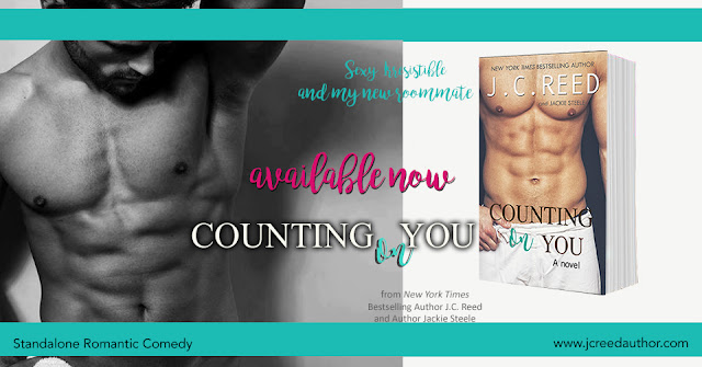 Release Blitz: Counting on You by J.C. Reed