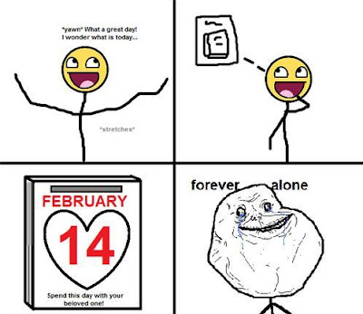 Zindagi Version Two: The Forever Alone's guide through Valentine's day