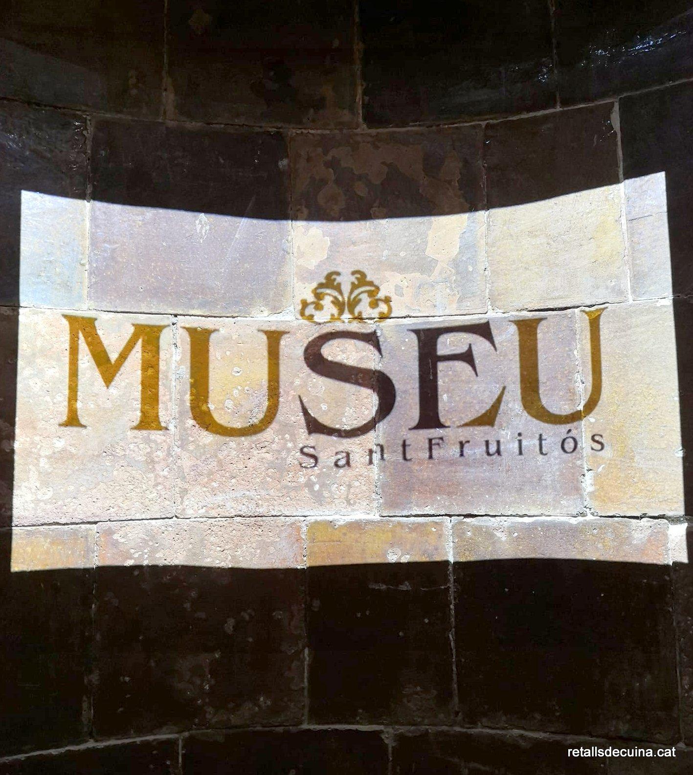 Museu de la Memòria de la Vinya i el Vi de Sant Fruitós de Bages