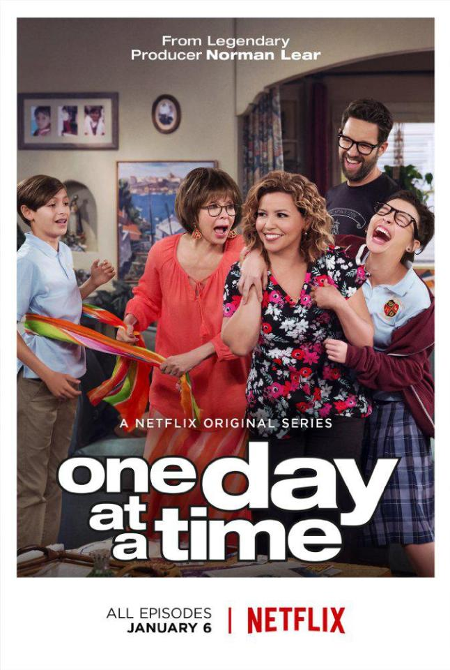 One Day at a Time 2017: Season 1 - Full (13/13)