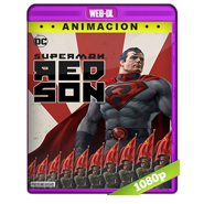 Superman Red Son (2020) WEB-DL 1080p Latino-Ingles