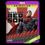 Superman Red Son (2020) WEB-DL 1080p Latino-Ingles