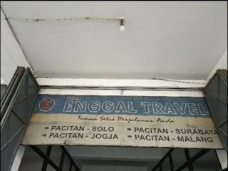 Enggal Travel Pacitan