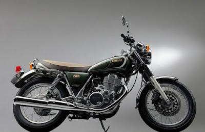 2016 Yamaha SR400 retro hd pics0