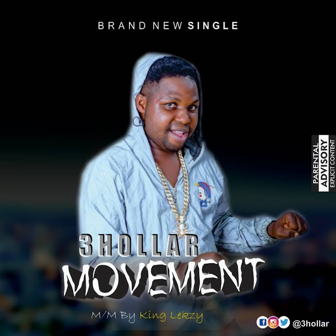 [Music] 3Hollar - Movement