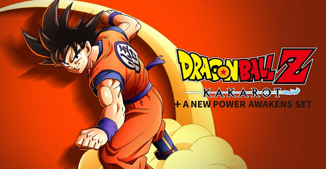 "Dragon Ball Z Kakarot + Conjunto ""A New Power Awakens"""