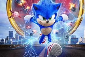 Sonic La película 2020 HD 1080p Español Latino poster box cover