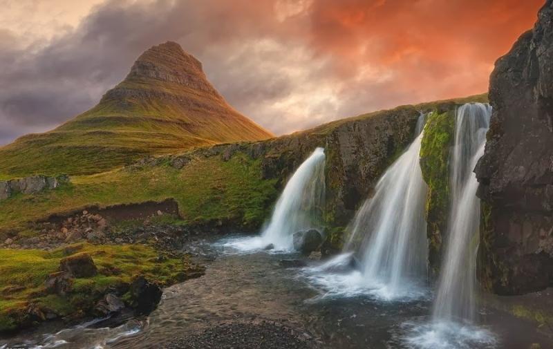 красоты исландии