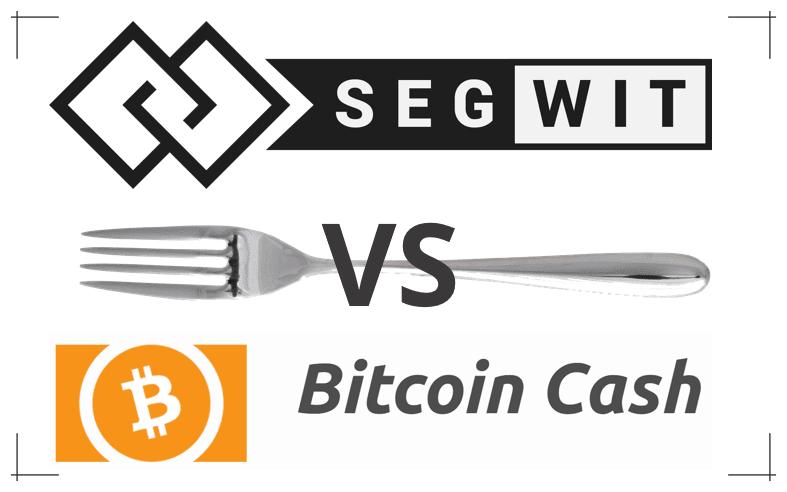 استراتيجية-Segwit2x-واستراتيجية-Bitcoin-Cash