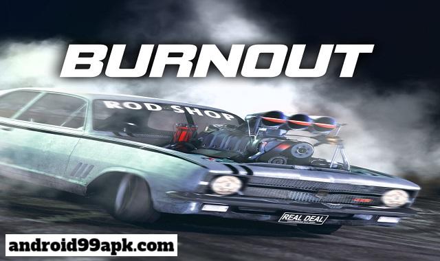لعبة Torque Burnout v3.0.8 مهكرة كاملة (بحجم 524 MB) للاندرويد