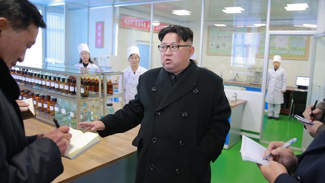 Kim Jong-un Melarang Semua Obat dari China Setelah Pejabat Tinggi Meninggal Usai Divaksin