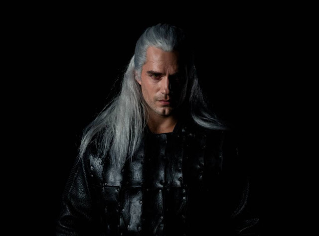 Henry Cavill/The Witcher