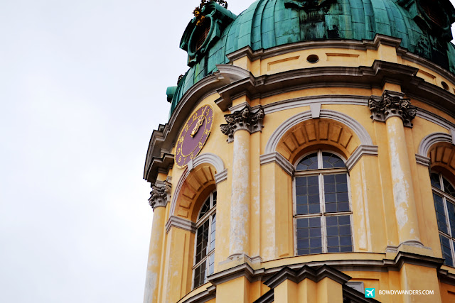 bowdywanders.com Singapore Travel Blog Philippines Photo :: Germany :: Charlottenburg Palace: One of Berlin's Best Kept Castle and It's No Secret