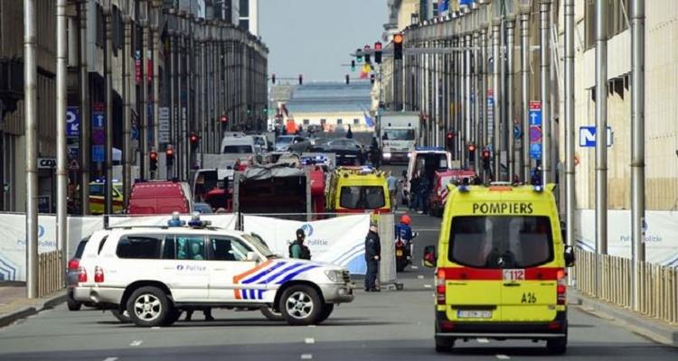 مفاجأة كبرى يفجرها الآن سائق سيارة الأجرة التي أقلت منفذي هجمات بروكسل