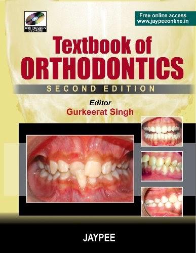 Textbook of Orthodontics - Gurkeerat Singh
