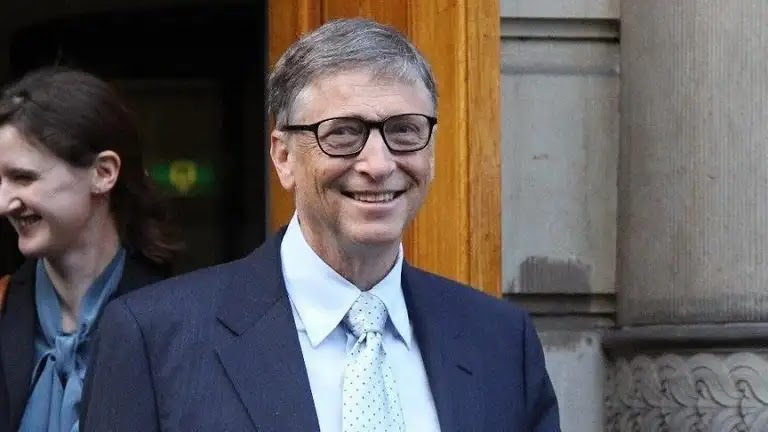 Bill Gates, the founder of Microsoft, talks about two new threats to humanity