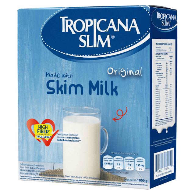 Merk Susu Rendah Lemak Sangat Baik untuk Diet
