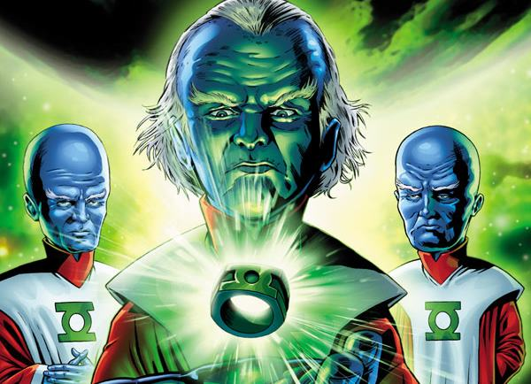 Asal-Usul dan Kekuatan Guardians of the Universe dari DC Comics