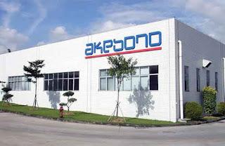 Lowongan Kerja SMK Terbaru Via Email Operator Produksi PT Akebono Brake Astra Indonesia