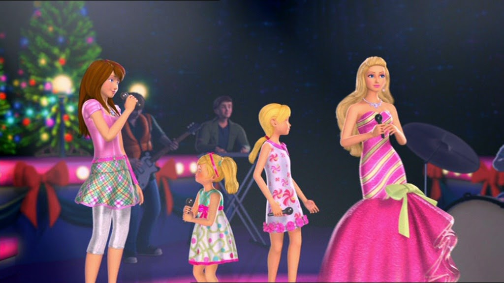 Barbie: A Perfect Christmas (2011) Wallpapers Free ...