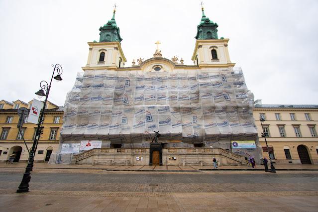 Chiesa della Santa Croce-Varsavia