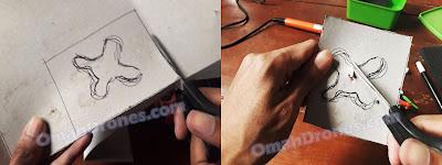 Membuat Case Mini Drone Sederhana - OmahDrones