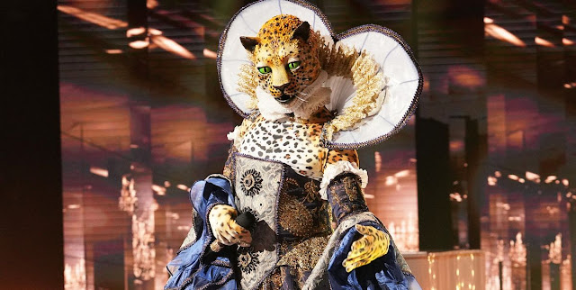 'The Masked Singer': Leopard Unmasked! - Find Out Which Celebrity Went Home